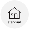 Standard residential icon
