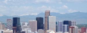 Image of the beautiful Denver Metro Skyline