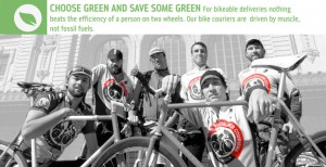 Being green is pretty easy. Join us at union station